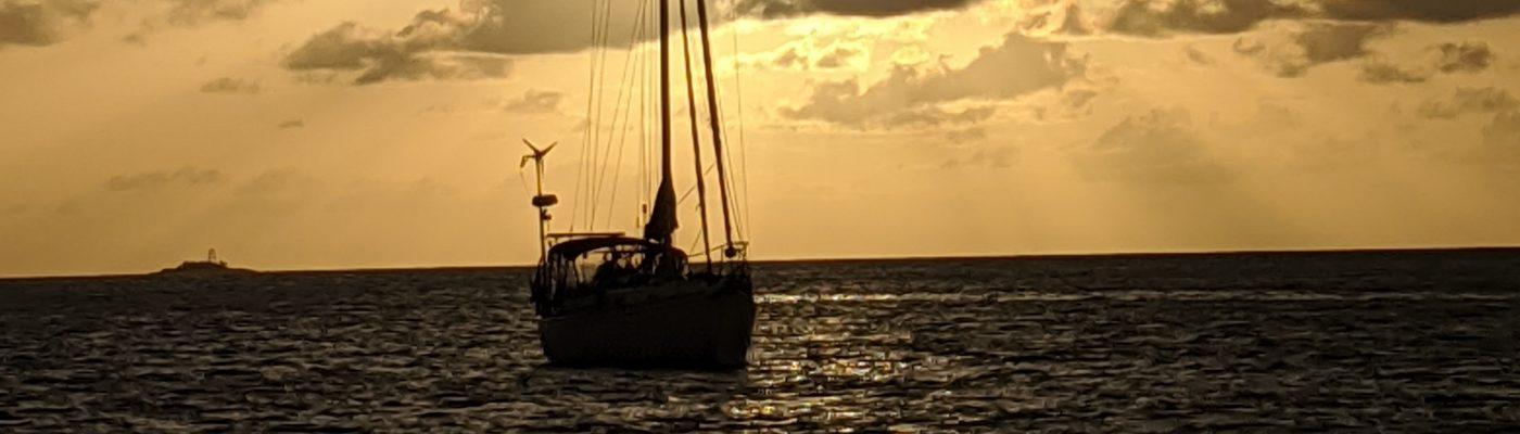 Sail Kestrel